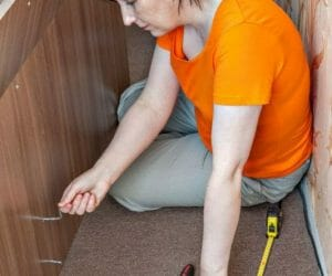 How To Remove Screw Covers On Furniture