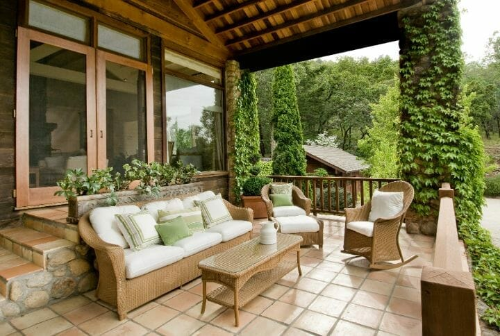Best Furniture For Enclosed Porch