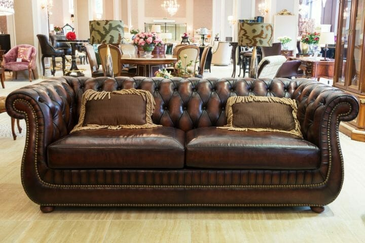 Can You Use Shoe Polish On Leather Furniture