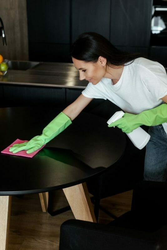 How To Clean Furniture After Sanding