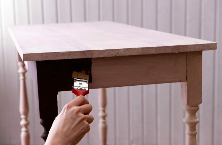 How To Restore Wood Furniture Without Sanding