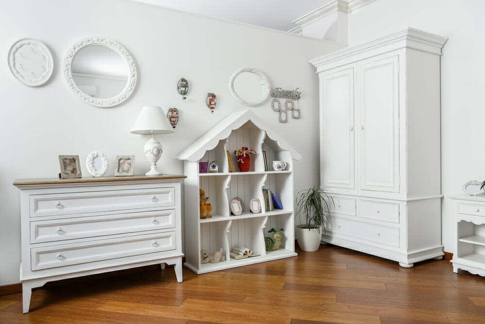 How To Anchor Furniture To Wall Without Drilling