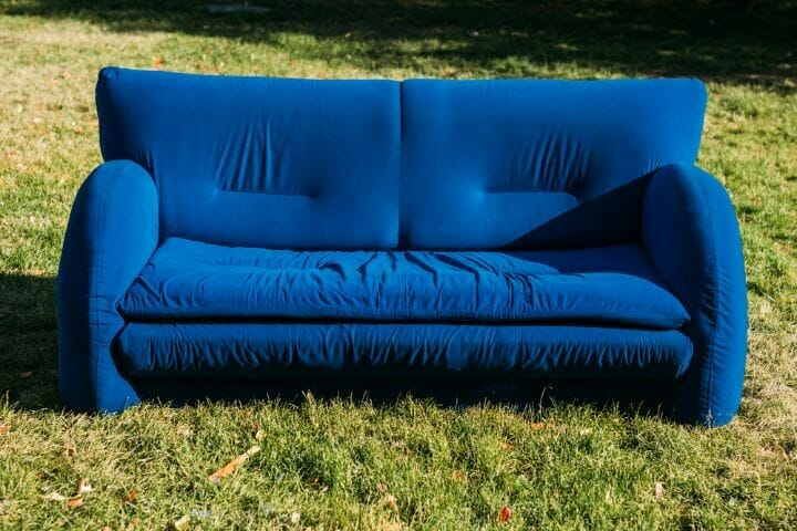 How To Keep Lawn Furniture From Sinking Into Grass
