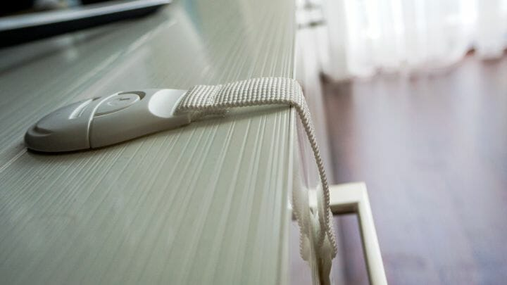 How To Remove Child Lock From Furniture