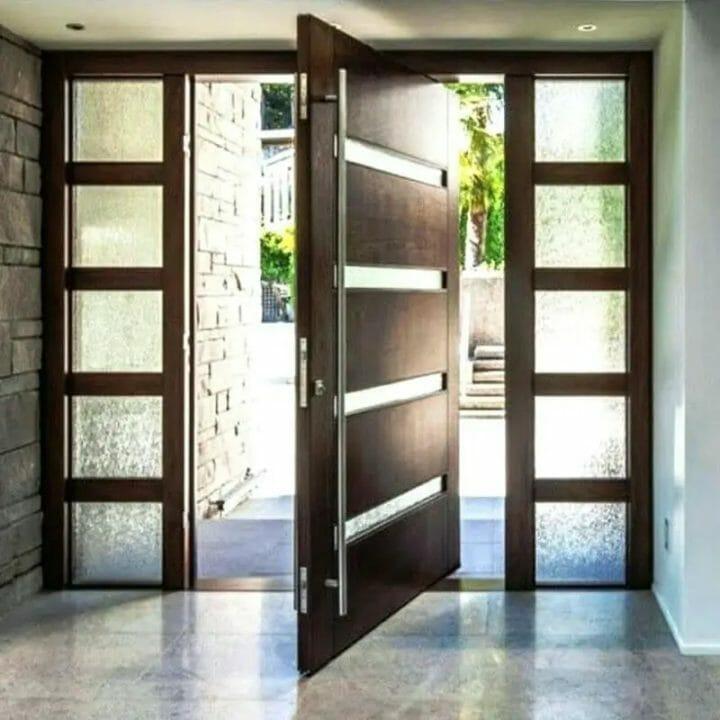 Alternatives To Sliding Glass Doors - Pivot Doors