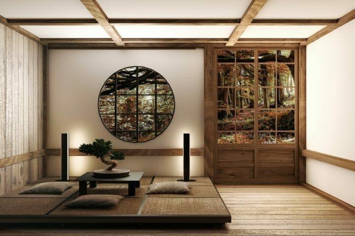 Best Japanese Bedroom Ideas - Tatami flooring