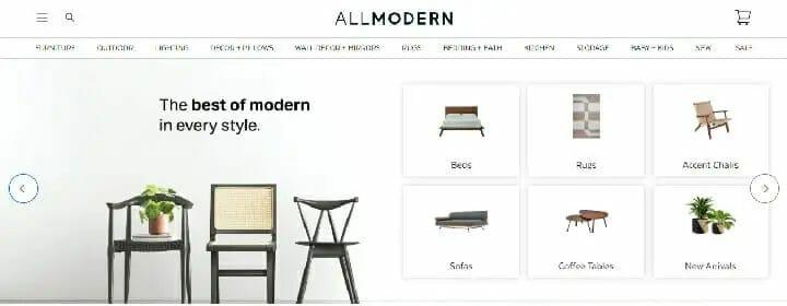 Best Joybird Alternatives - All Modern