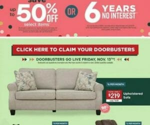 Can You Negotiate Furniture Prices at Ashley's