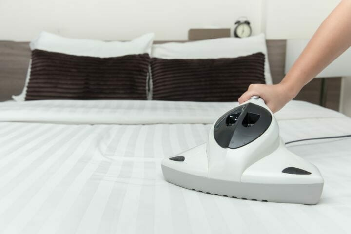 How to Get Rid of White Mites in Bedroom