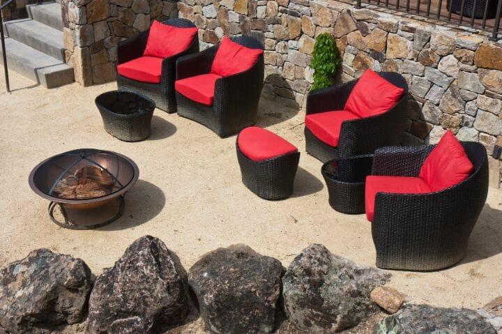 Best Garden Furniture For Gravel