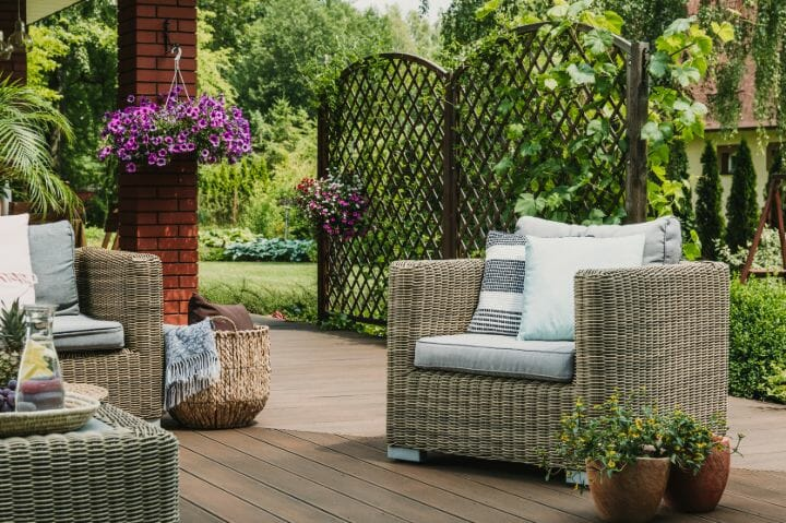 Best Furniture for Conservatory