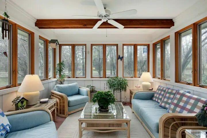 Best Furniture for Sunroom
