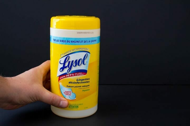 Can You Use Lysol On Wood Furniture