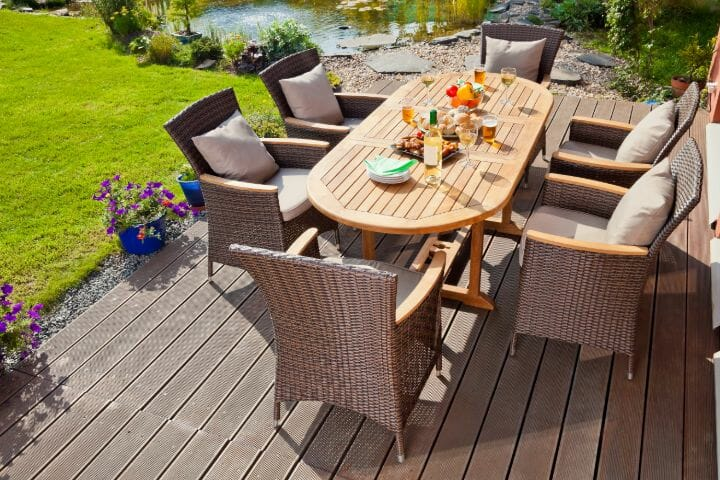 Best Material For Outdoor Furniture