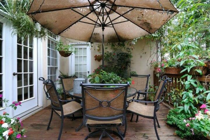 How To Clean Outdoor Umbrella Of Every Type: The Ultimate Guide