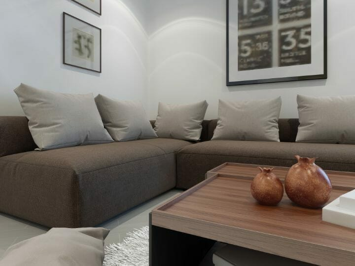 Can You Use Brown Furniture With Grey Walls
