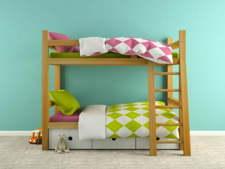 How Do You Support A Mattress On A Bunk Bed
