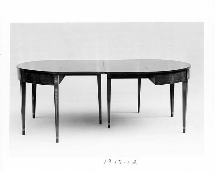 What Is A Drop Leaf Table: Butterfly Leaf