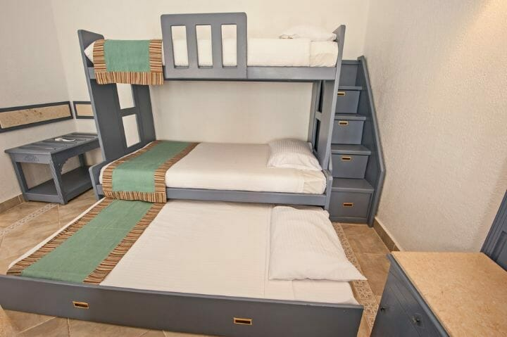 How Do You Add Storage To A Bunk Bed