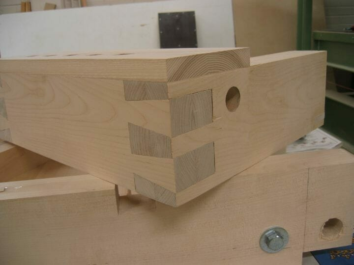 Finished Dovetail Drawer