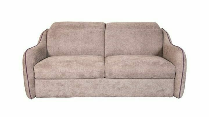 What Are The Common Names For The Various Styles Of Sofa Armrests - Modern Scroll Arm