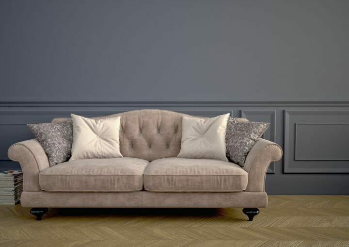 What Are The Common Names For The Various Types Of Sofa Armrests -Rolled Arm