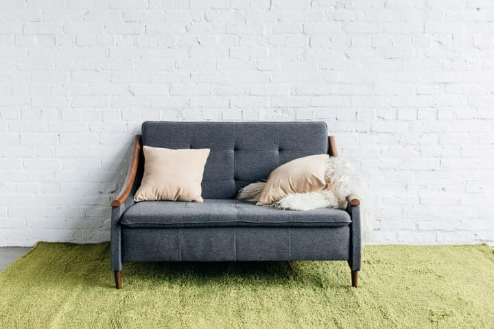 What Are The Common Names For The Various Styles Of Sofa Armrests - Modern Slope Arm