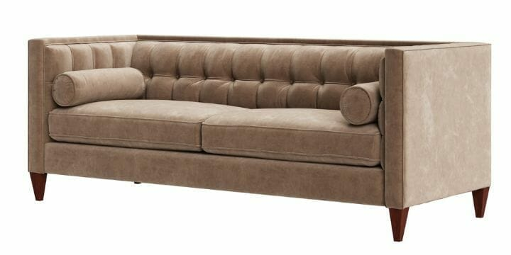 What Is A Biscuit Back Sofa